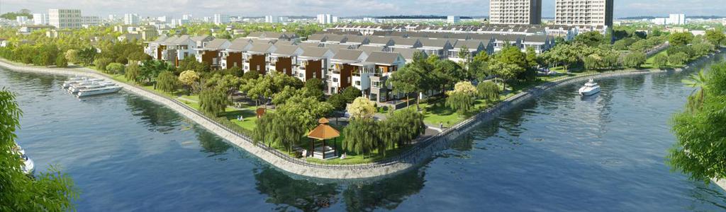 Dự án River Park đem thiên nhiên về với gia đình bạn