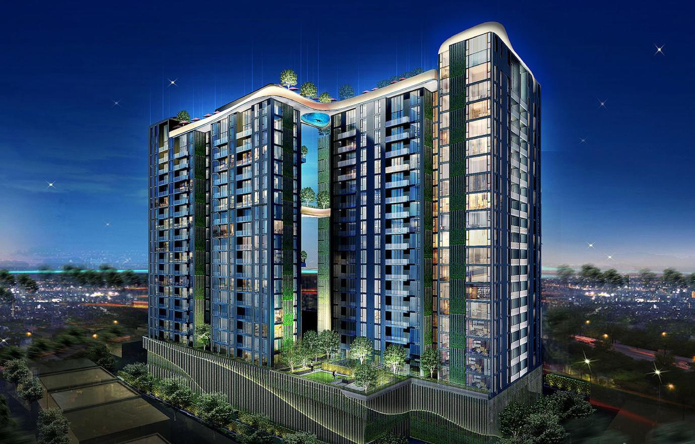 Những dịch vụ cao cấp của dự án bất động sản D'Edge
