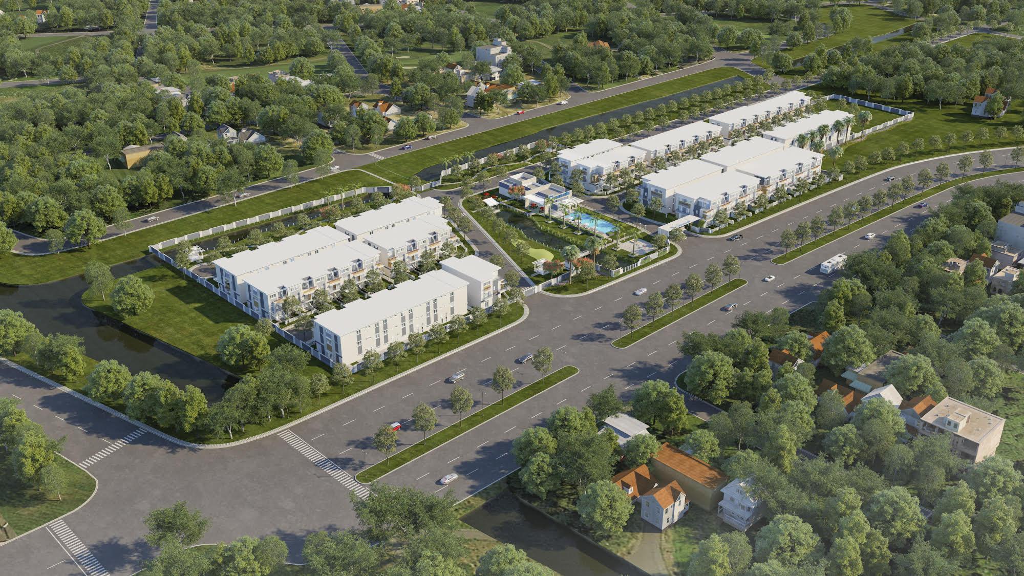Các cách thức đầu tư cho Rosita Garden Khang Điền