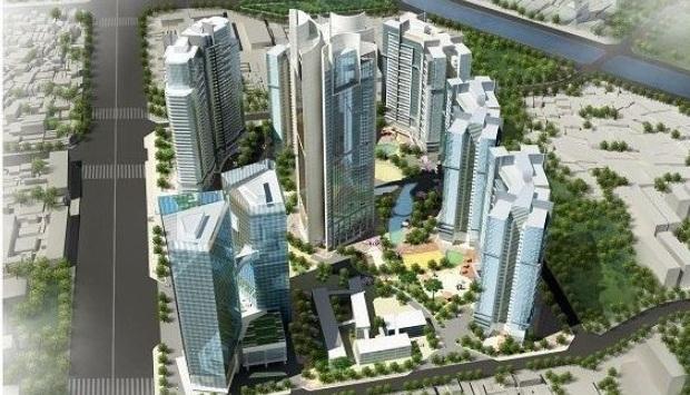 Thiết kế độc đáo thể hiện đẳng cấp của Vinhomes Smart City