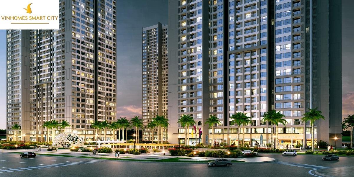 Một số thông tin cần biết về Vinhomes Smart City Nguyễn Trãi