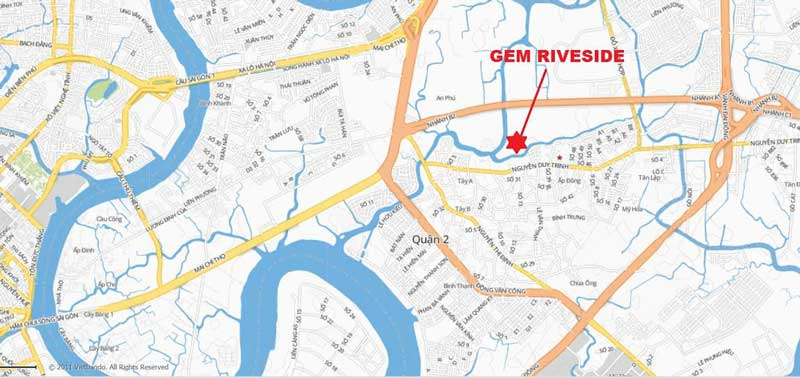 Vì sao nên mua căn hộ Gem Riverside Đất Xanh để ở?