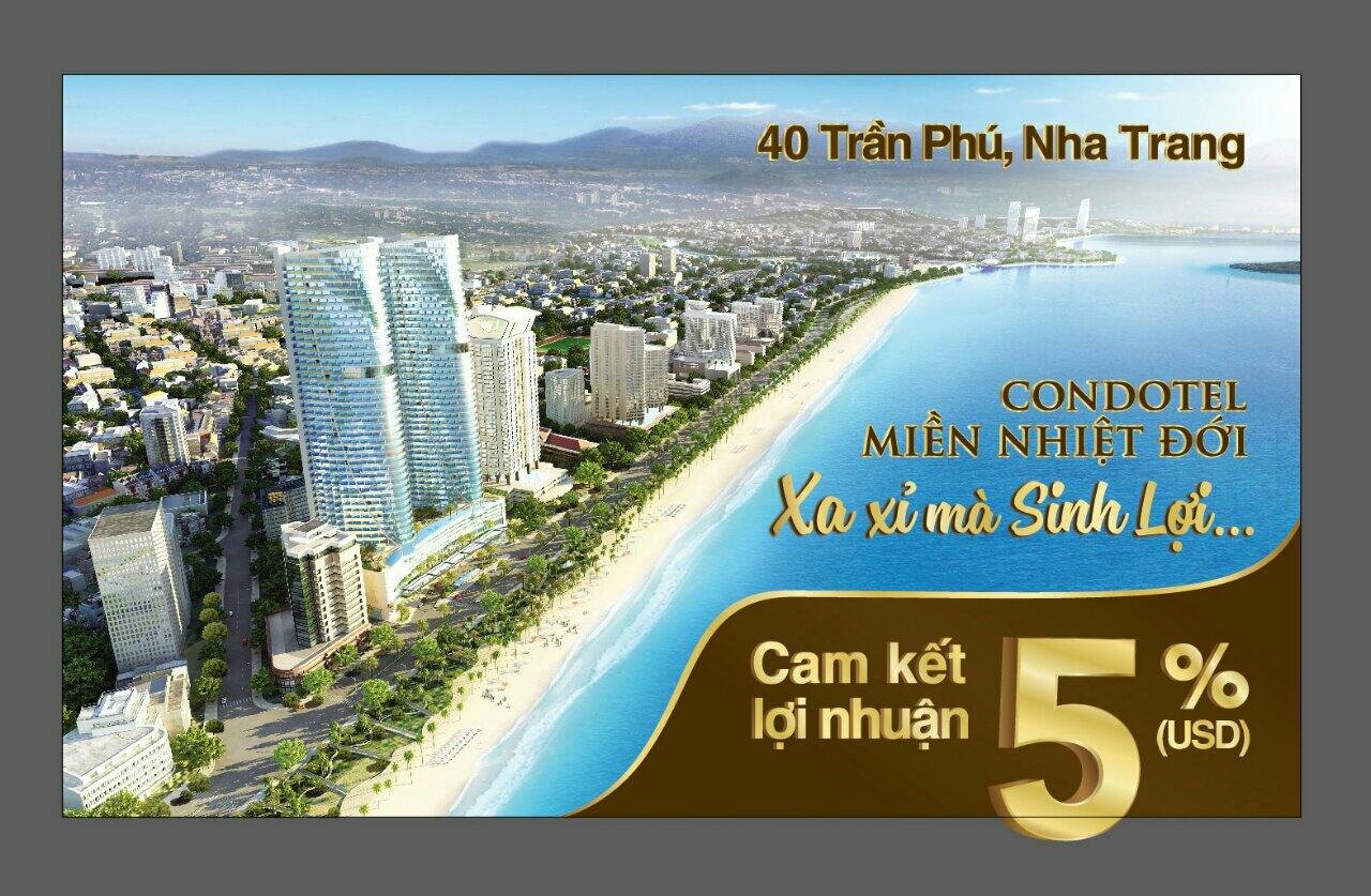 Condotel Tropicana Nha Trang