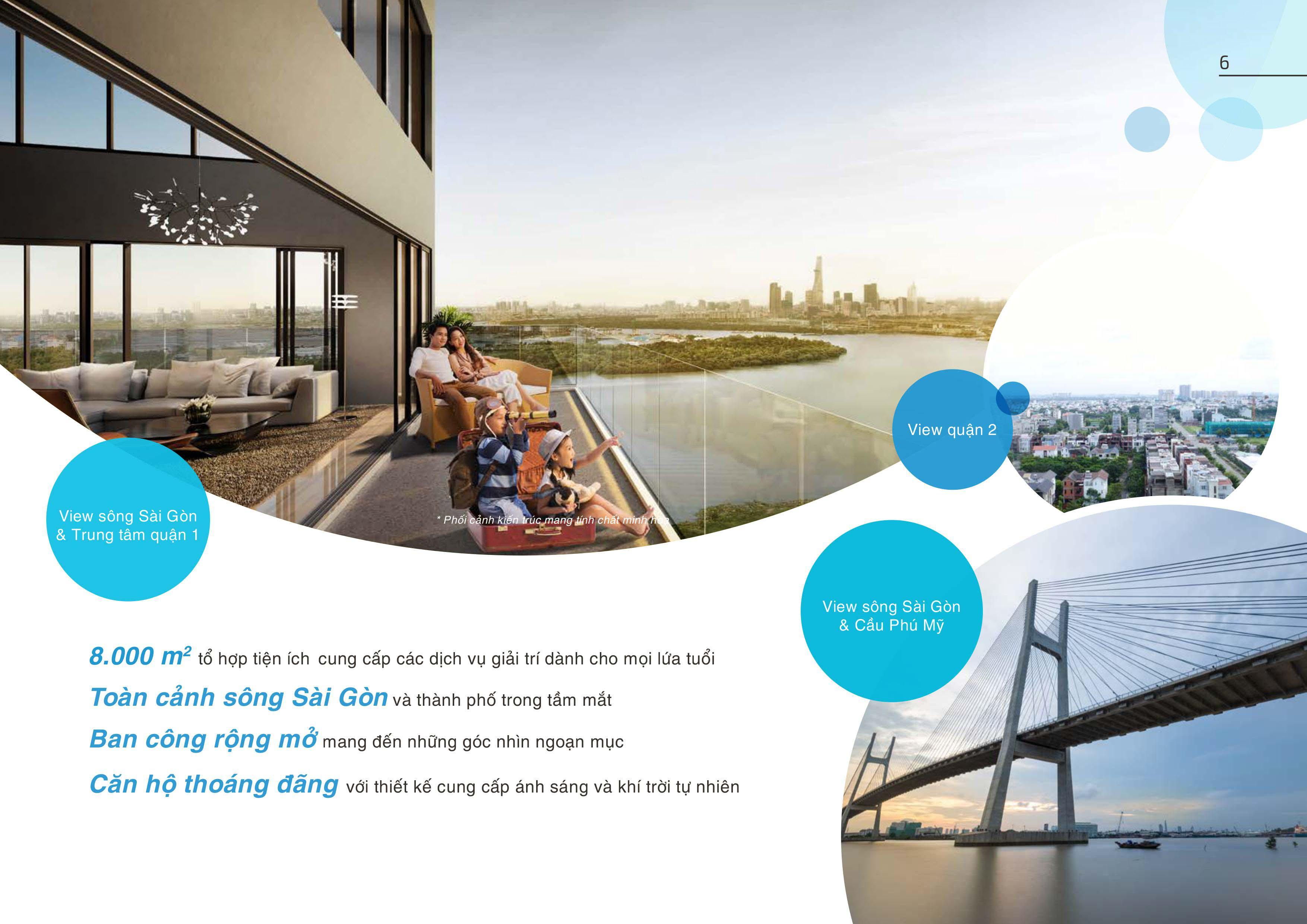 Dự án căn hộ One Verandah với thiết kế tinh tế hấp dẫn nhiều khách hàng