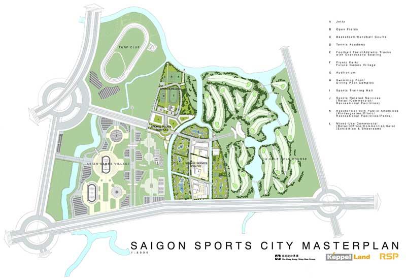 view du an chung cu cao cap saigon sports city
