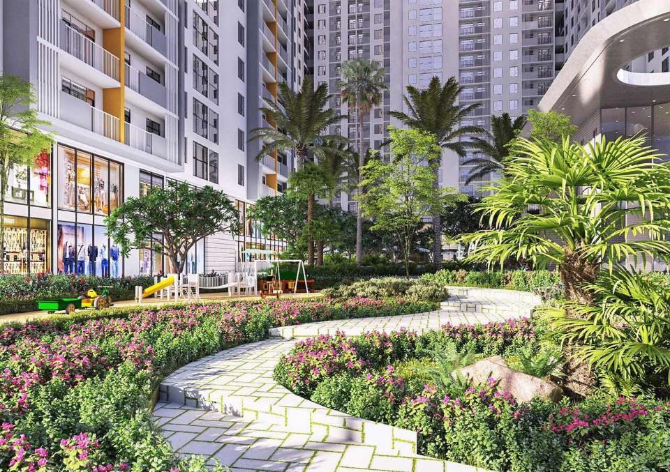 Yếu tố mơ ước tại dự án Safira – thiết kế xây dựng