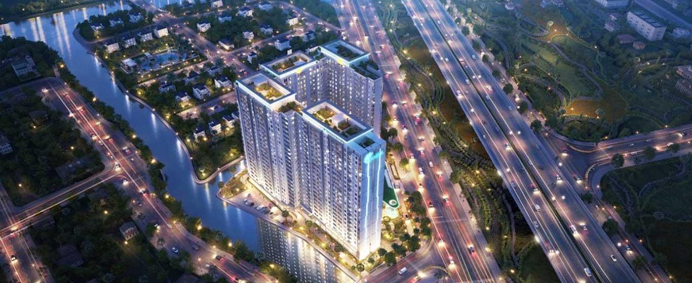 Giá bán căn hộ Safira Khang Điền