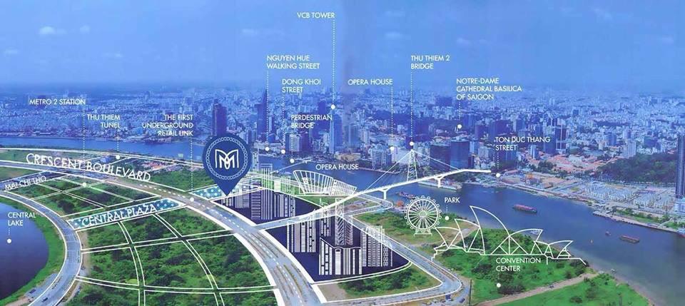 Đơn vị đầu tư cho dự án The Metropole Thủ Thiêm là ai?