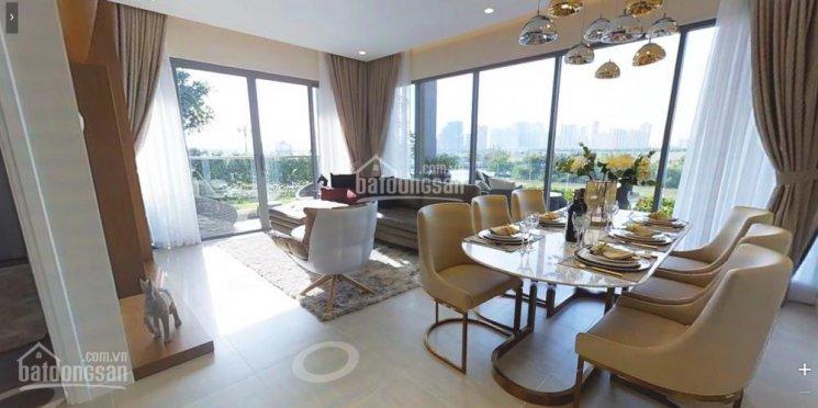 Thiết kế căn hộ 3 phòng ngủ Đảo Kim Cương