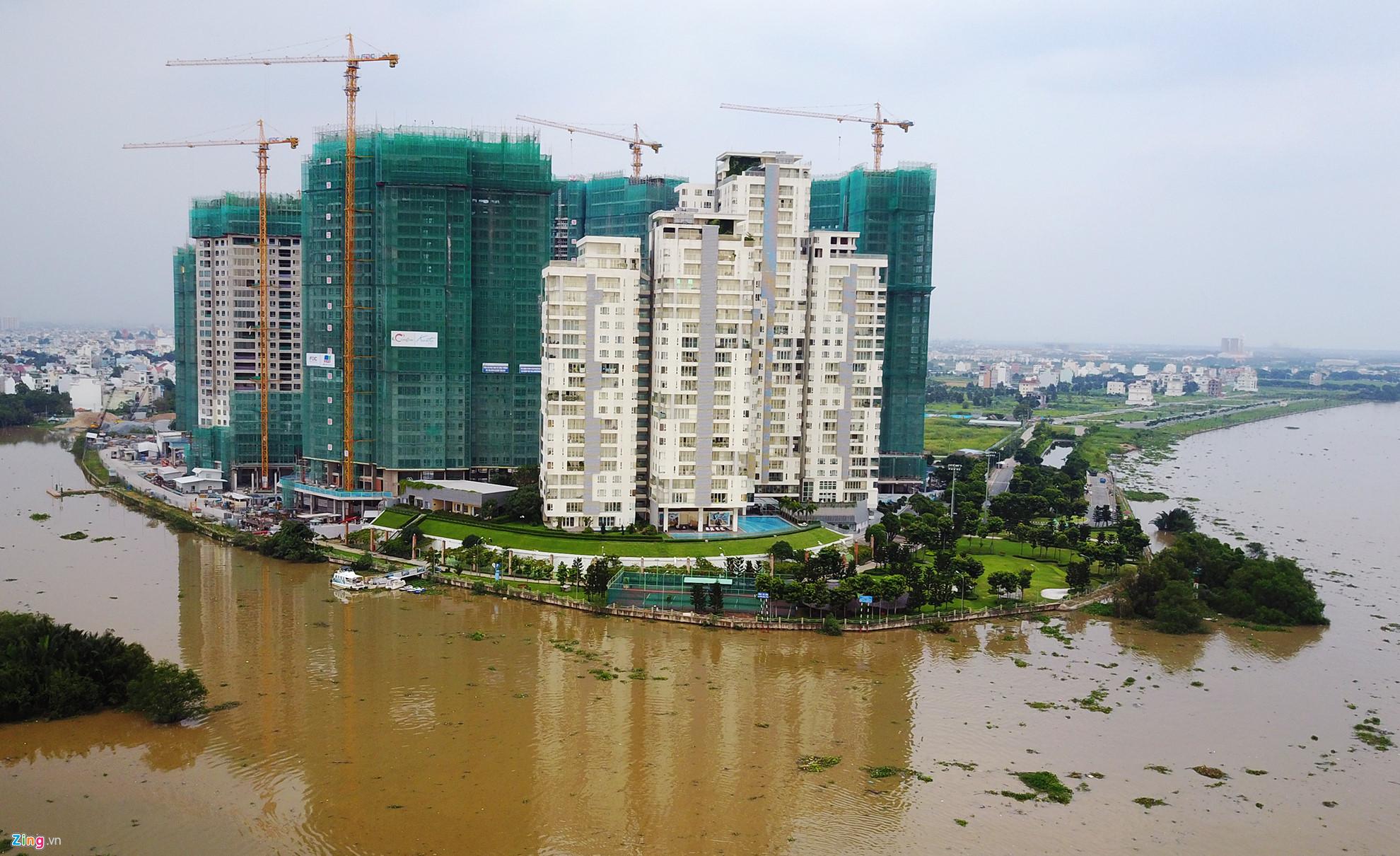 Nhà thầu xây dựng dự án Đảo Kim Cương