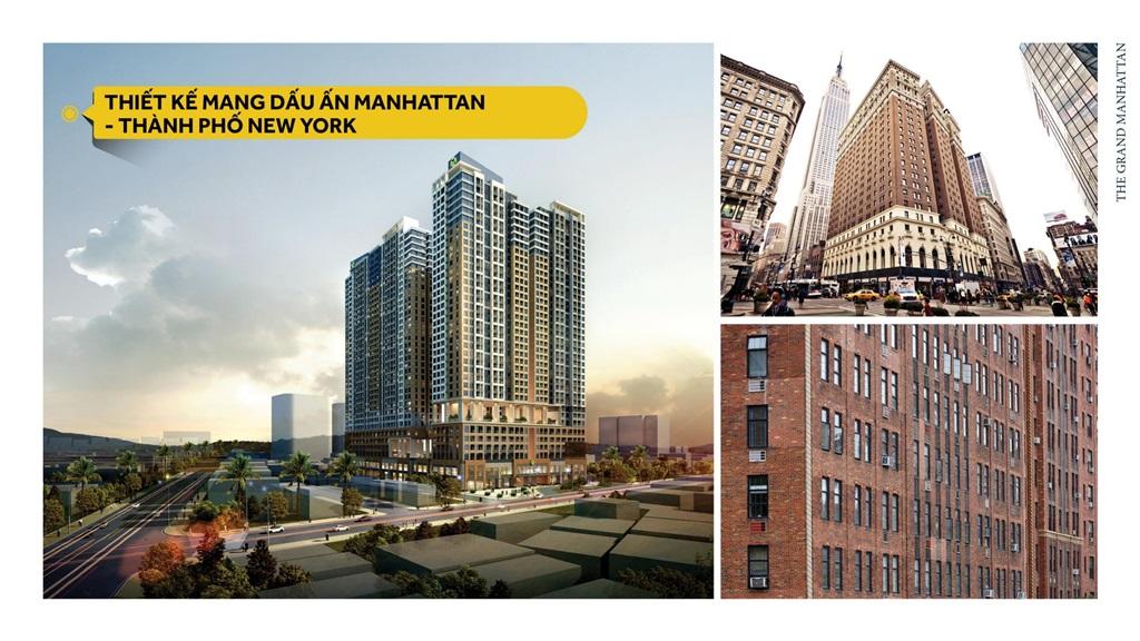 The Grand Manhattan Novaland – Dự án vàng trong lòng quận 1