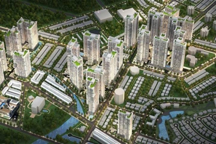Bàn giao căn hộ Laimian City xung quanh có gì?