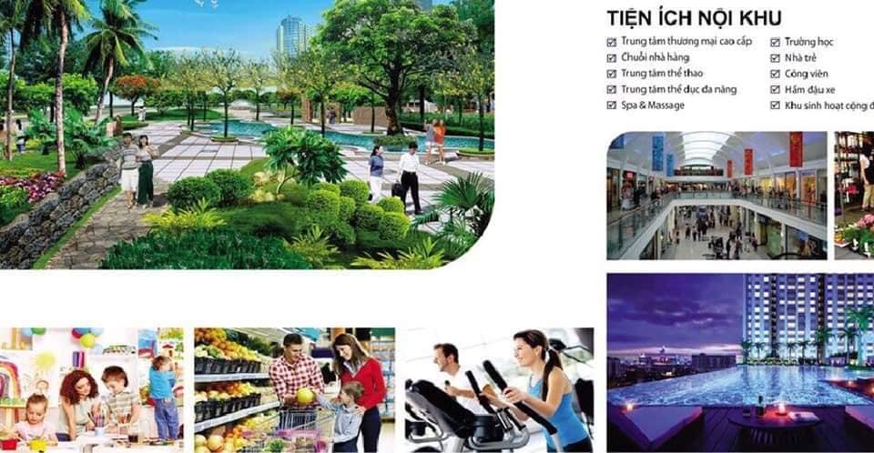 Tiện ích dự án Raemian City và những nét nổi bật