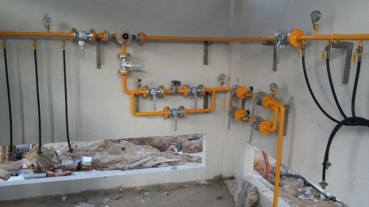 Vì sao cần sử dụng hệ thống gas trung tâm