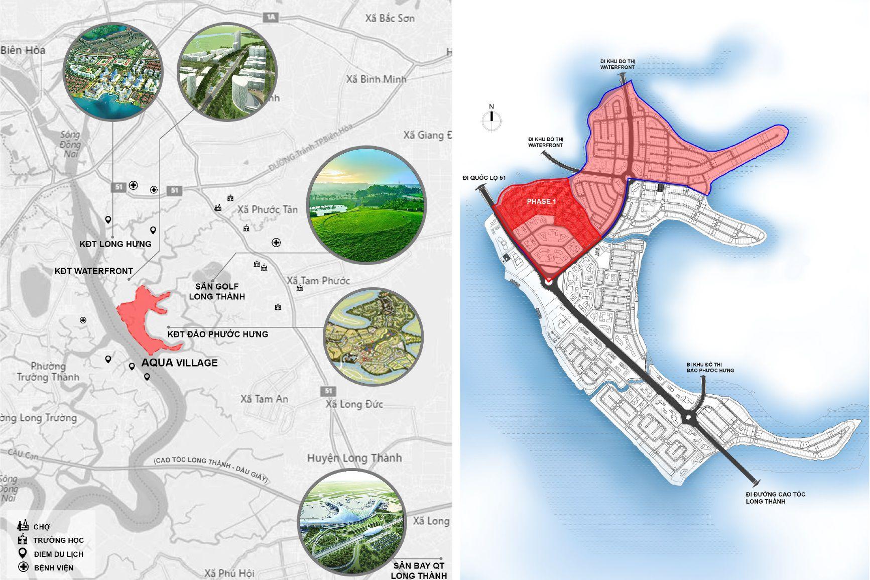 Thông tin về dự án Aqua City