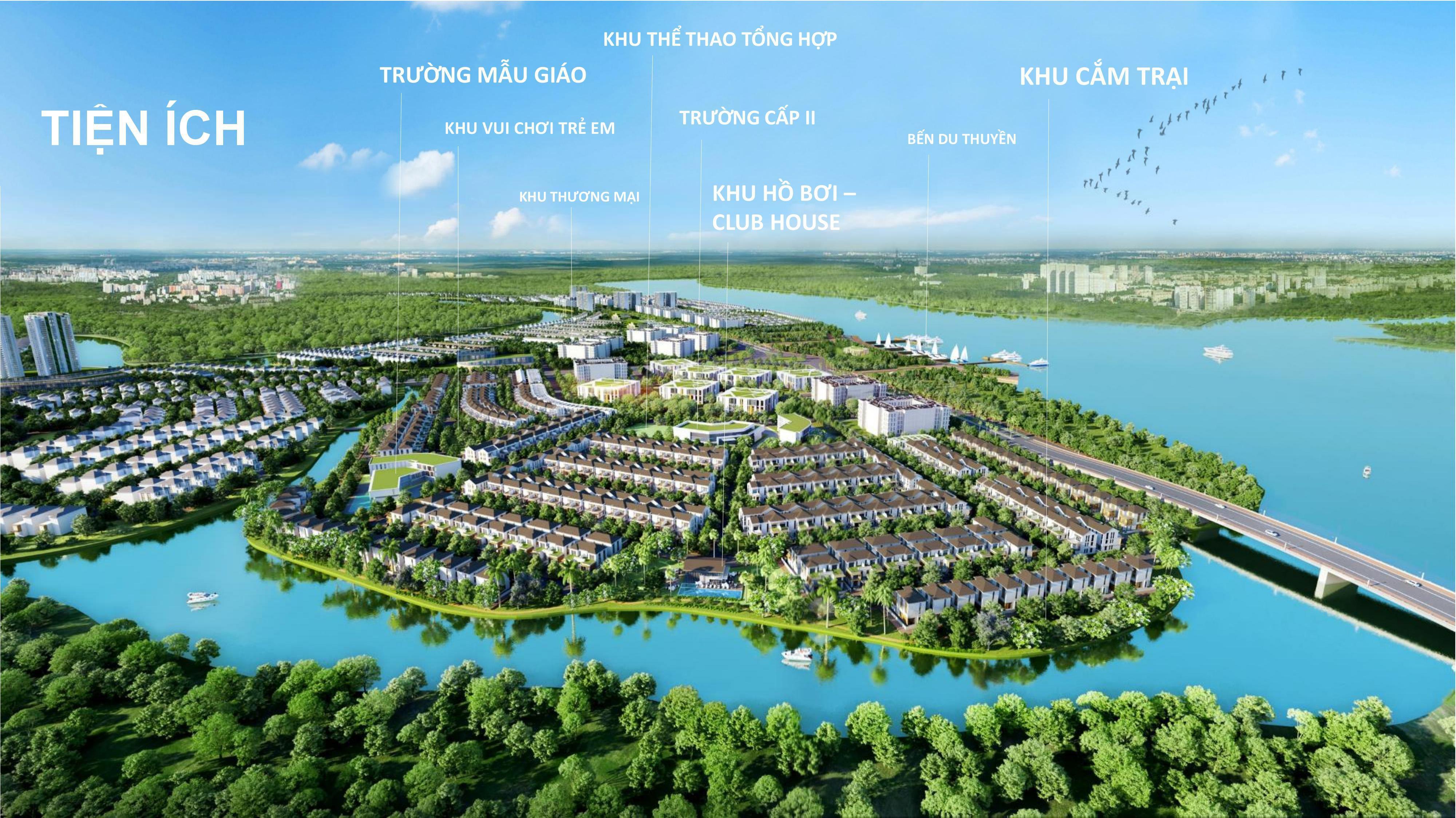 Tổng quan dự án Aqua City