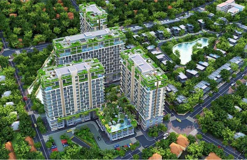 Dragon Sky View – Dự án căn hộ, biệt thự, nhà phố Thủ Đức