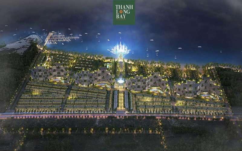 Quy mô dự án Thanh Long Bay Bình Thuận